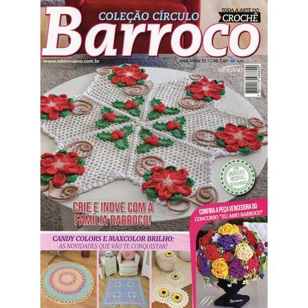 Revista Barroco Círculo Nº 23