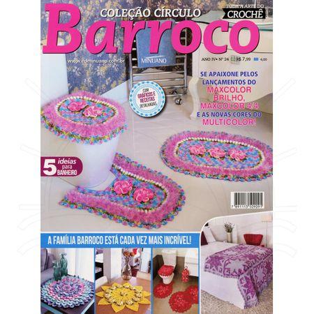 Revista Barroco Círculo Nº 24