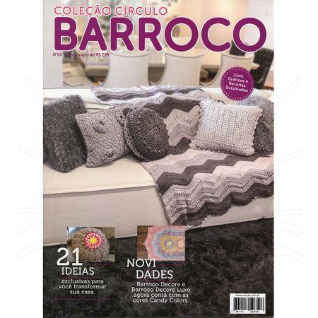 Revista Barroco Círculo Nº 25