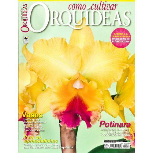 Revista Como Cultivar OrquÃdeas 42