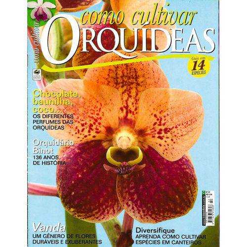 Revista Como Cultivar Orquídeas 22