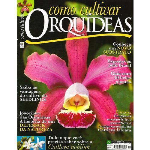 Revista Como Cultivar Orquídeas 11