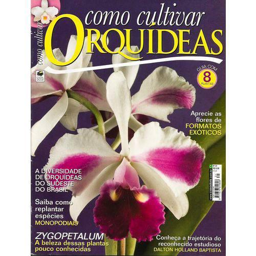 Revista Como Cultivar Orquídeas 31