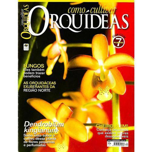 Revista Como Cultivar Orquídeas 34