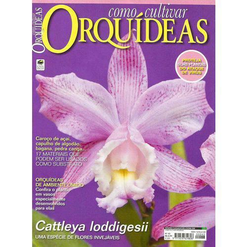 Revista Como Cultivar OrquÃdeas 43