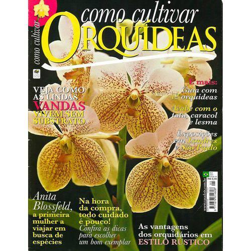Revista Como Cultivar Orquídeas 5