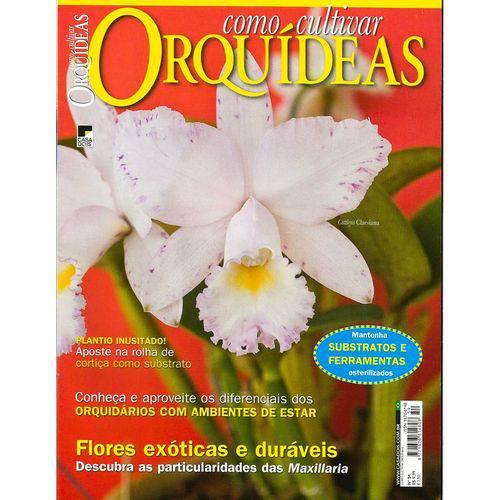 Revista Como Cultivar Orquídeas 54
