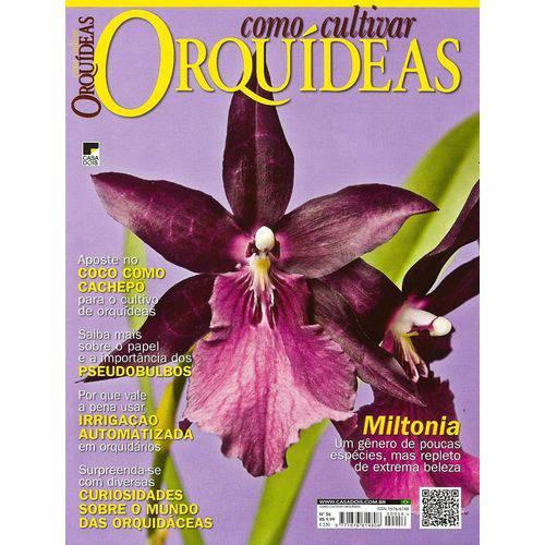 Revista Como Cultivar Orquídeas 56