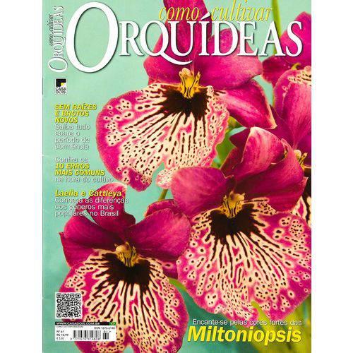 Revista Como Cultivar Orquídeas 61
