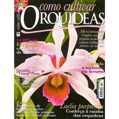 Revista Como Cultivar Orquídeas 8