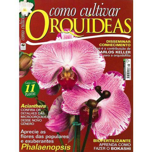Revista Como Cultivar Orquídeas 28
