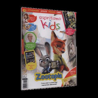 Revista Espiritismo Kids - Nº 10