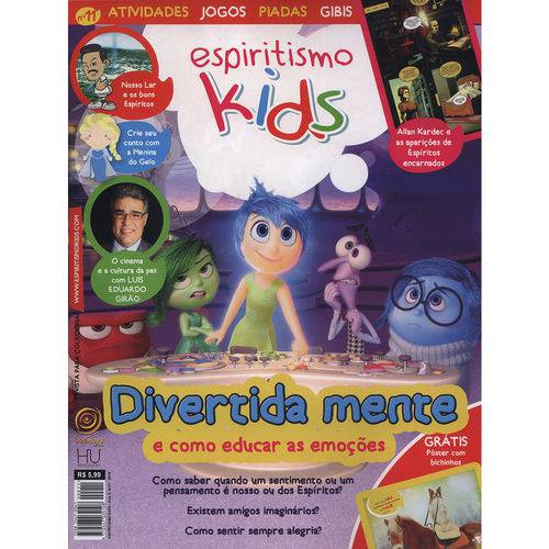 Revista Espiritismo Kids - Nº 11