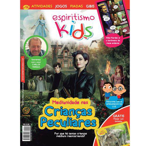 Revista Espiritismo Kids - Nº 14
