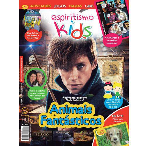 Revista Espiritismo Kids - Nº 15