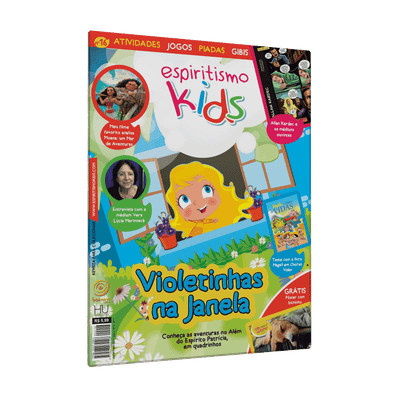 Revista Espiritismo Kids - Nº 16