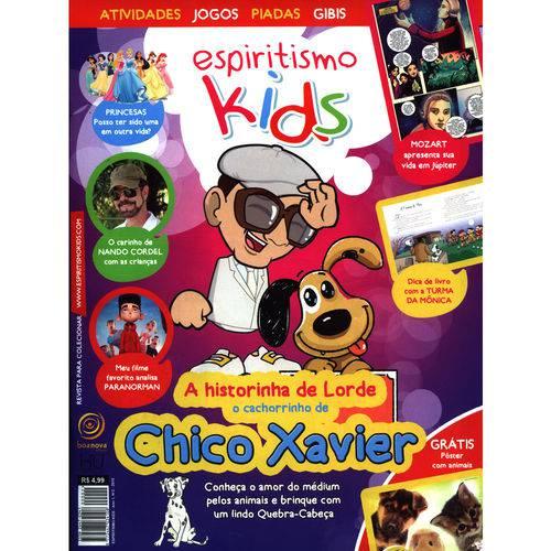 Revista Espiritismo Kids - Nº 2