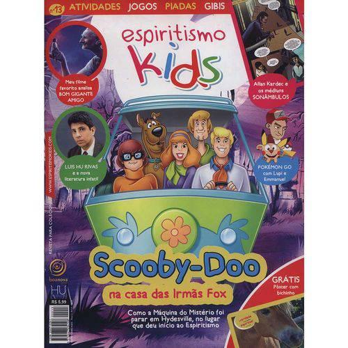 Revista Espiritismo Kids - Nº 13