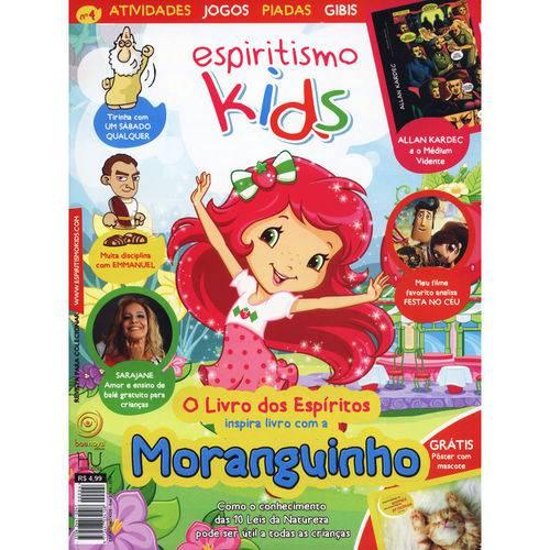 Revista Espiritismo Kids - Nº 4