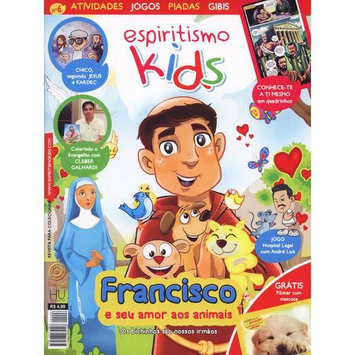 Revista Espiritismo Kids - Nº 6