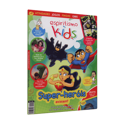 Revista Espiritismo Kids - Nº 7