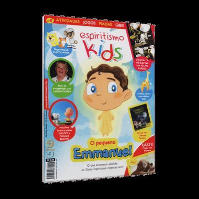 Revista Espiritismo Kids - Nº 8