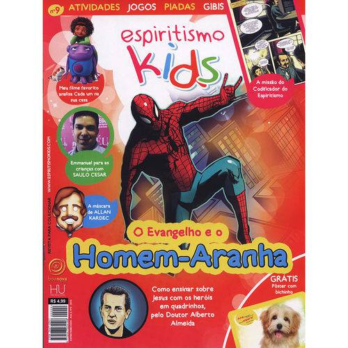 Revista Espiritismo Kids - Nº 9