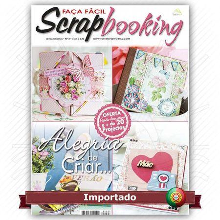 Revista Faça Fácil Scrapbooking Nº02