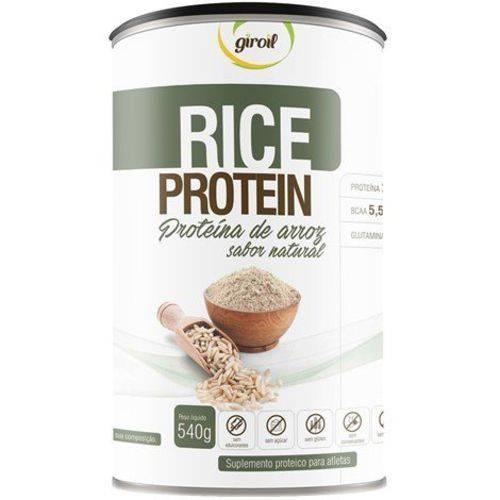 Rice Protein 540g Giroil