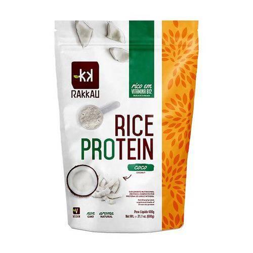 Rice Protein Coco 600g - Rakkau