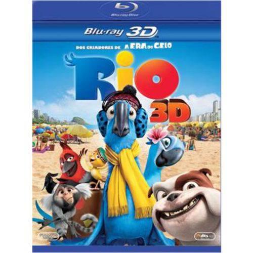 Rio (blu-ray 3d)