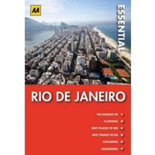 Rio de Janeiro. (Aa Essential Guide)