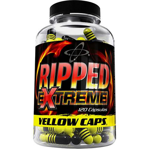 Ripped Extreme Yellow Caps (120 Caps)