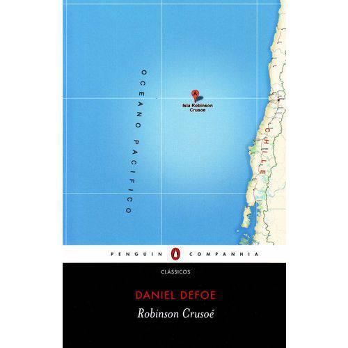 Robinson Crusoe - Penguin Companhia