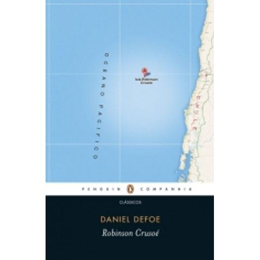 Robinson Crusoe - Penguin e Companhia