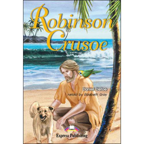 Robinson Crusoe - Reader - Level 2