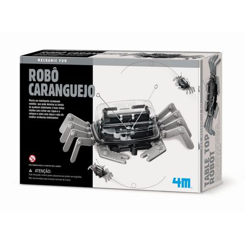 Robô Caranguejo 4M