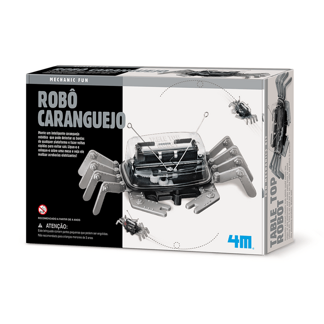 Robô Caranguejo