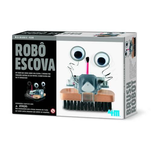 Robô Escova Modelo:00-03282 - 4M