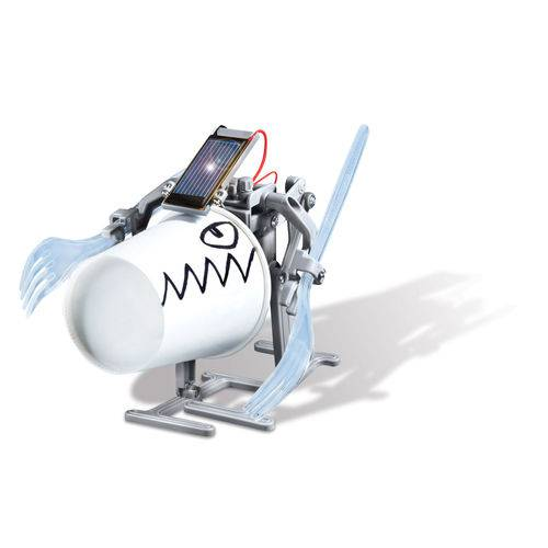 Robô Solar - 4m - Brinquedo Educativo