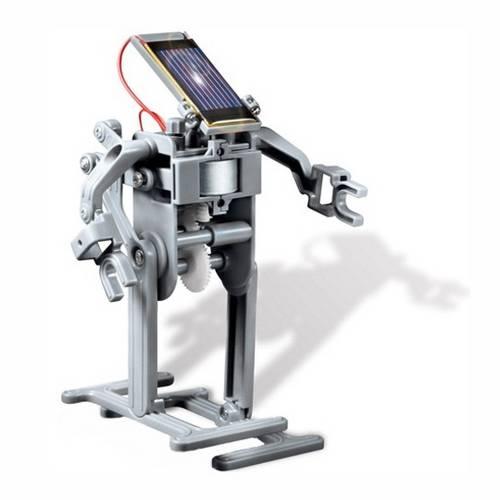 Robô Solar - 3d Comex