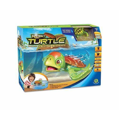 Robô Turtle com Aquário - Dtc