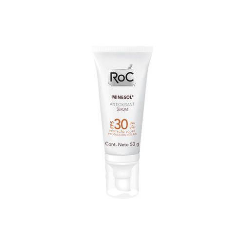 Roc Minesol Antioxidante Serum FPS30 50g