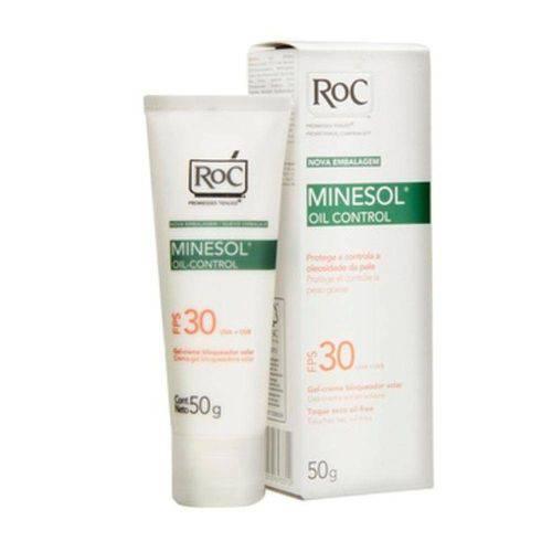 Roc Minesol Oil Control Fps 30 - 50g