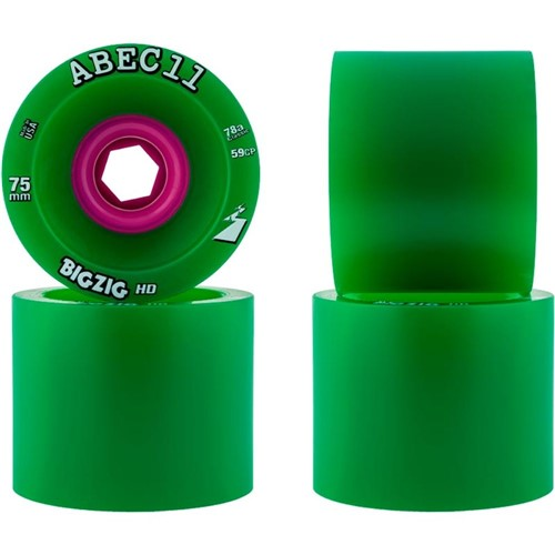Roda ABEC 11 Reflex Big Zig HD 75mm 78A