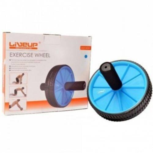 Roda de Exercicio - Azul - Ls3160a Liveup