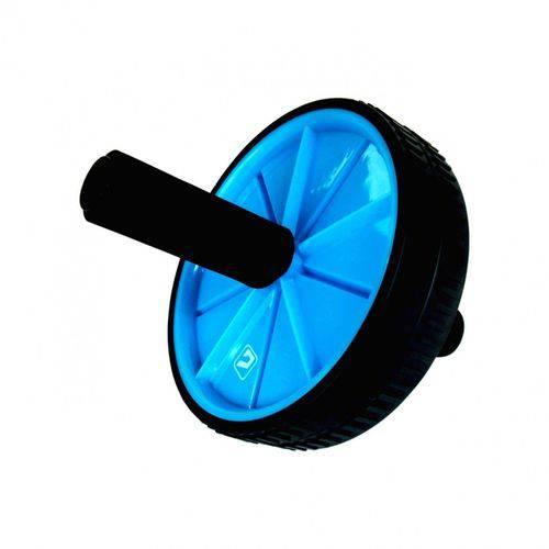 Roda de Exercícios Azul - Liveup