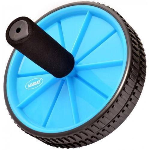 Roda de Exercicios Azul Liveup
