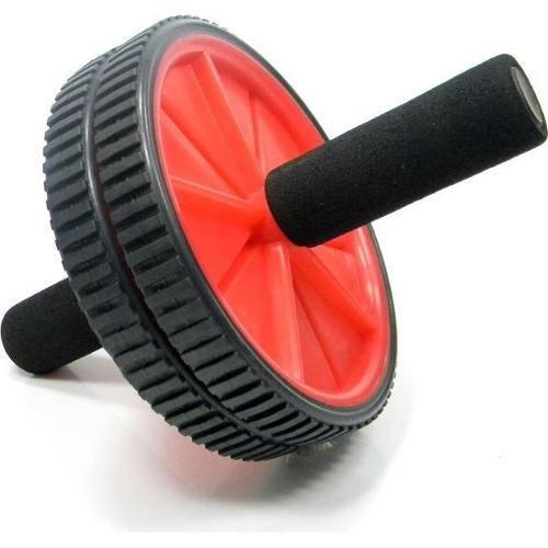 Roda de Exercícios Exercise Wheels Vermelha - Liveup Ls3160v