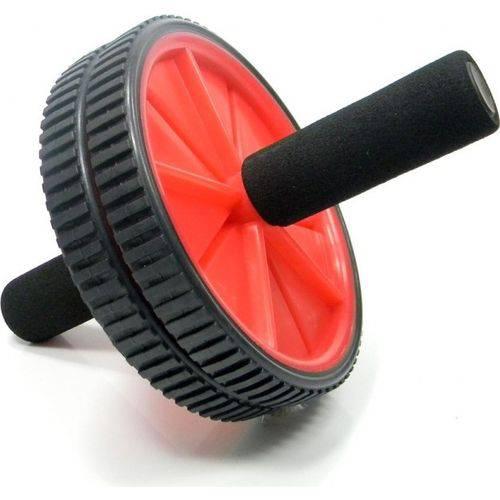 Roda de Exercícios LIVEUP LS3160V Exercise Wheels Vermelha